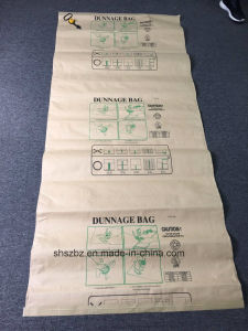 Excellent China Dunnage Bag Container Kraft Dunnage Air Bags pictures & photos