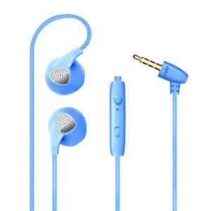 Universal 3.5mm Stereo Earphones Headphones with Mic & Remote Control for All Phones pictures & photos