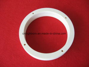 High Toughness Yttria-Stabilized Zirconia Ceramic Ring pictures & photos