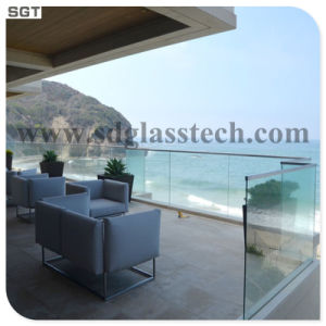 12mm Clear Toughened Glass for Glass Pool Fencing pictures & photos