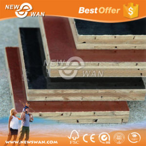 Laminated Bamboo Plywood / Bamboo Plywood for Concrete Building pictures & photos
