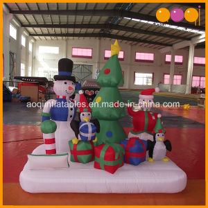 Inflatable Christmas Tree Decorative Toy Inflatable Christmas Toy Xmas Party (AQ5788) pictures & photos