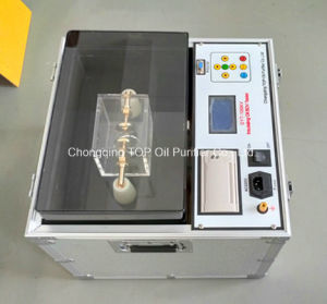 Insulation Oil Dielectric Strength Tester (DYT-2) pictures & photos