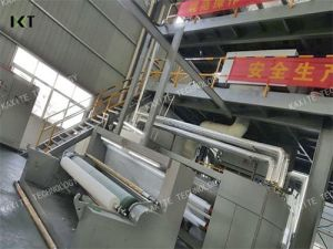 Non Woven Fabric Manufacturer Machine Production Line pictures & photos