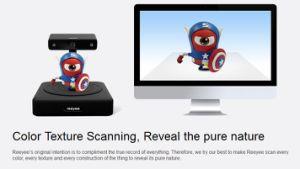 High Precision Best Price Desktop 3D Scanner in Industrial Grade pictures & photos