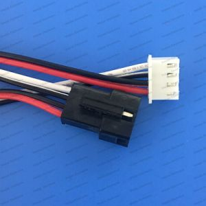 2.5mm Sm 4-Pin Male to Female Connector Plug with Extension Wire Length: 230mm pictures & photos