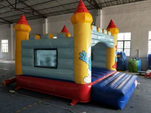 Cartoon Character Theme Inflatable Bouncy Castle Princess (T2-220) pictures & photos