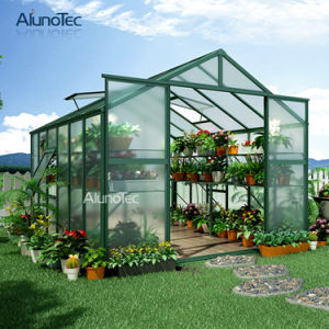PC Polybonate Garden Greenhouse Kit pictures & photos