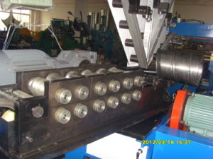 Economy Spiral Tube Forming Machine pictures & photos