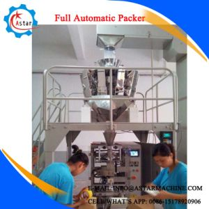 Full Automatic 10 Heads Combination Weigher Potato Chips Packing Machine pictures & photos