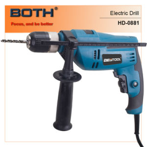900W Electric Impact Drill (HD0881) pictures & photos