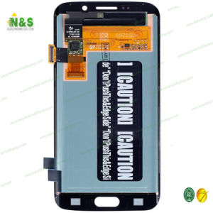 LCD Display 5.7 Inches Black for Galaxy S6 Edge+ pictures & photos