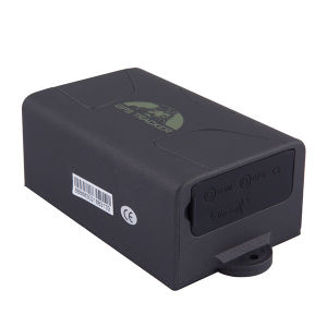 Waterproof Vehicle Car Magnetic GPS Tracker 104 with 1000mA Battery pictures & photos