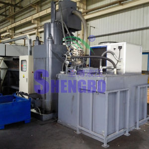 Scrap Metal Grans Briquette Machine with Ce pictures & photos