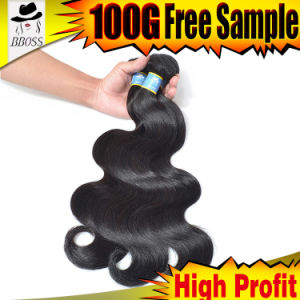 Hair Weave of Brazilian Body Wave Hair Extensions pictures & photos