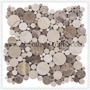 Chinese Marble Granite Mosaic (2 colors) for Tiles pictures & photos