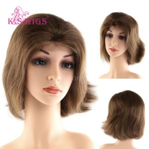 100% Virgin Human Hair Mono Lace Hair Wig pictures & photos