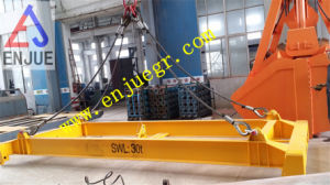 ISO Semi-Automatic 20 Feet 40 Feet Container Spreader Lifting Spreader pictures & photos