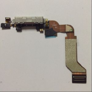 Original Connector Charging Port Flex Cable for iPhone 4S pictures & photos
