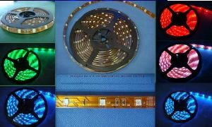 Water Proof SMD5050 30LEDs RGB LED Flexible Strip Light pictures & photos