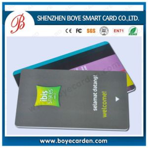 Cr80 Colorful Magnetic Stripe Card with Logo Printing pictures & photos