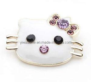 Fashion Hello Kitty Enemal Brooch