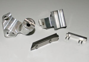 Precision CNC Machining Parts Custom Brass, Aluminum Parts pictures & photos