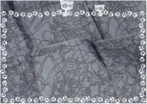 Nylon Cotton Printed Fabric