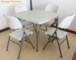 87cm Leisure, Dining, Camping Folding Table (SY-87F) pictures & photos