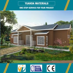 High Quality Prefab House for Holiday Villa pictures & photos