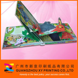Children Music Book Printing (XY-0588)