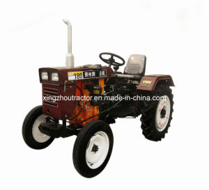 Agricultural Wheel Diesel Tractor 18HP (2WD) pictures & photos
