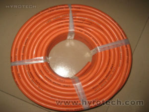 Orange LPG Hose pictures & photos