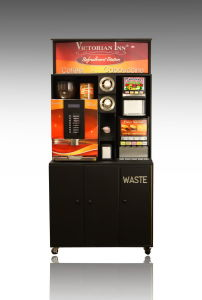High Quality Bean to Cup Coffee Dispenser pictures & photos