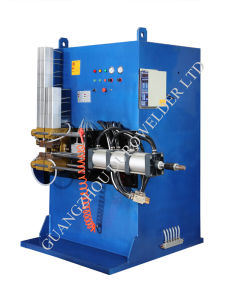 Air Conditioning Copper Tube and Aluminium Tube Butt Welder pictures & photos