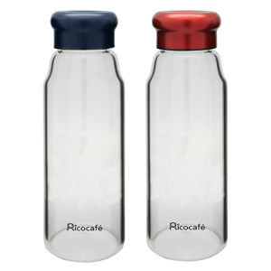 Portable Glass Water Bottle with Protective Bag pictures & photos