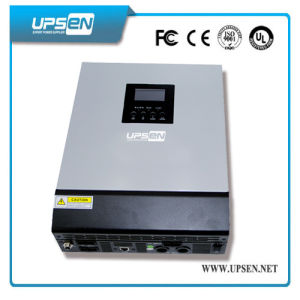 Stackable DC AC Inverter Hybrid Solar Inverter with PWM / MPPT Controller pictures & photos