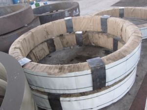 Tyre Used in The Rotary Kiln pictures & photos