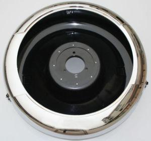 Chrome Spare Tyre Cover for PAJERO V97/V93