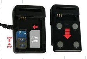 Real Time GPS GSM GPRS Personal Tracker (G-001)