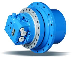 Final Drive Hydraulic Travel Motor for 25t~30t Excavator pictures & photos