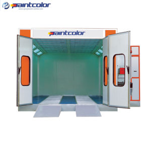 Down Draft Spray Booth (PC06-200) pictures & photos