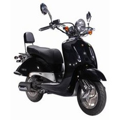 Gas Scooter (YL50QT-40) pictures & photos