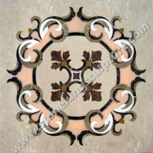 Marble Mosaic, Marble Pattern, Medallion (SK-3352) pictures & photos