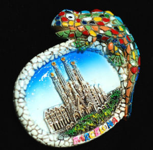 2011 New Resin Fridge Magnet (FM09)