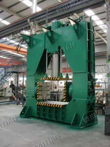 800tons Hydraulic Tee Forming Press Machine pictures & photos