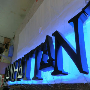 Very Bright Backlit 3D LED Channel Letters for The Shop Sign Billboard Desplay pictures & photos