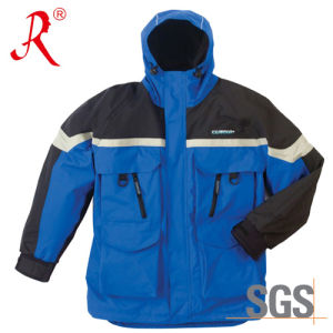 2017 New Stylish Men′s Winter Jacket (QF-996) pictures & photos