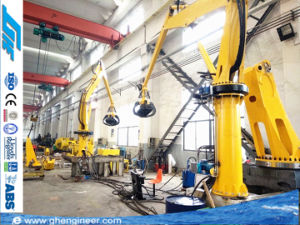 Gabarge and Bulk Material Handling Crane pictures & photos