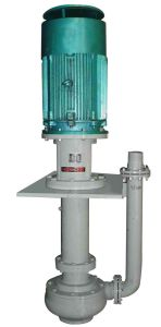 Solution Feed Pump (LSB2*3)